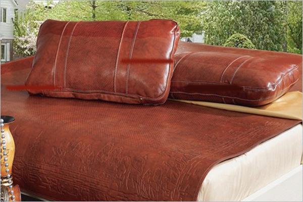 牛皮凉席的清洁