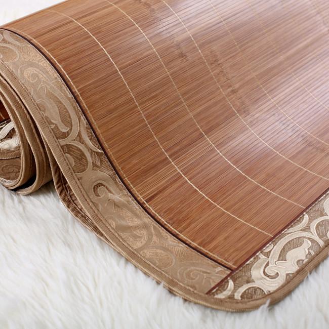 竹凉席的清洁