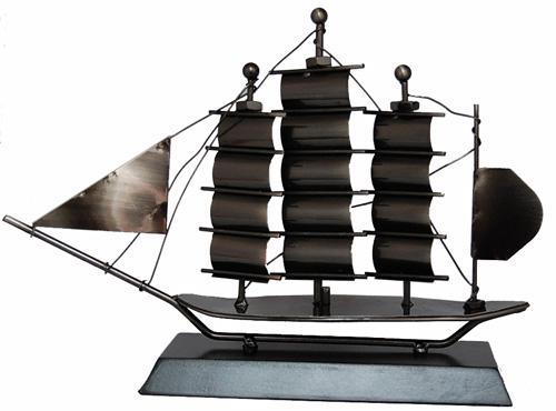 工艺船的历史