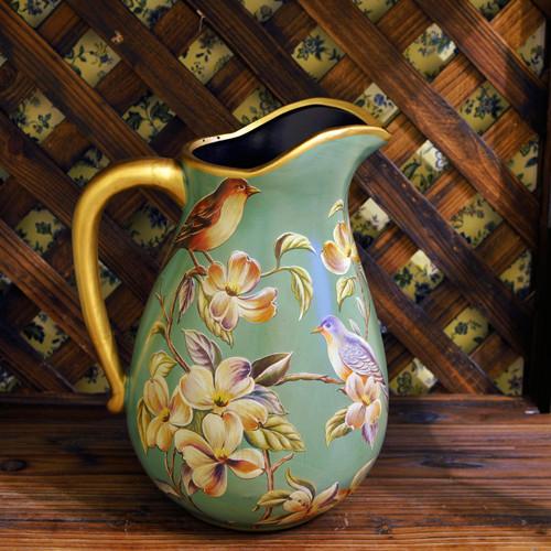 花壶瓶价值