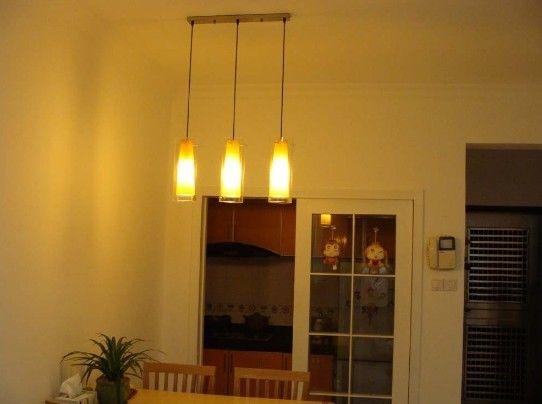 餐厅灯的选择