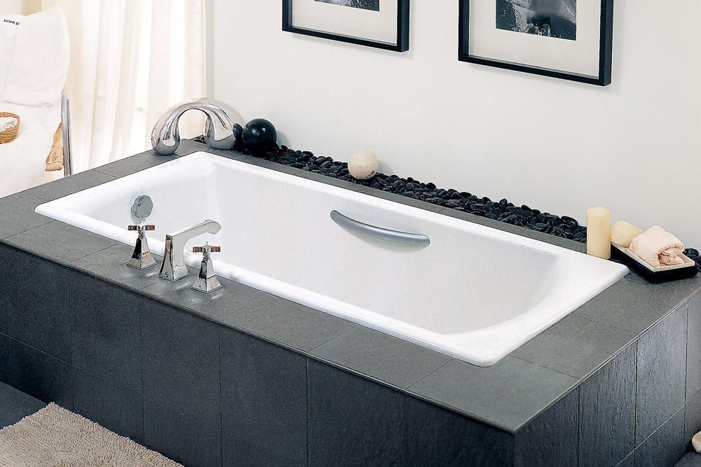 鑄鐵浴缸的特點