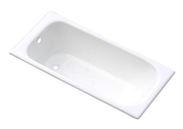 铸铁浴缸的清洁