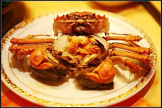 盘锦病人的菜谱孕妇的河蟹吃适合做法图片