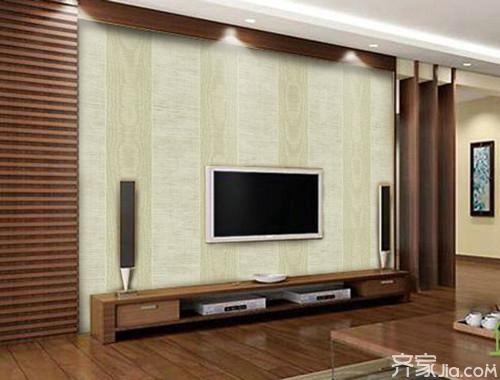 接下来要考虑背景墙的颜色风格,众所周知背景墙是为弥补电视机背后的图片