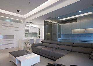 简约客厅沙发设计图片