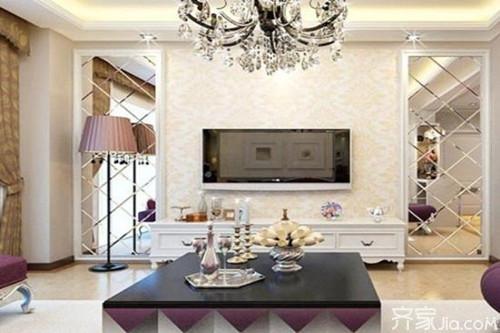 最新电视背景墙怎么装修 客厅电视背景墙装修效果图欣赏