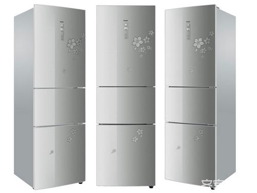 三开门衣柜内部结构图-海尔三开门无霜冰箱价格 不同种类的冰箱它的