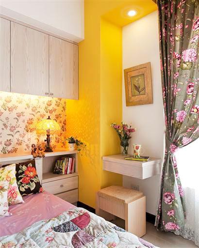 田园风格卧室设计