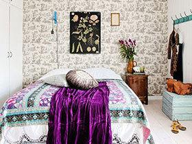 看尽繁花盛放 12个北欧卧室壁纸