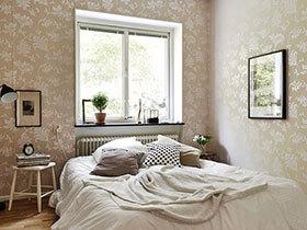 12个北欧卧室壁纸 扮靓卧室容颜