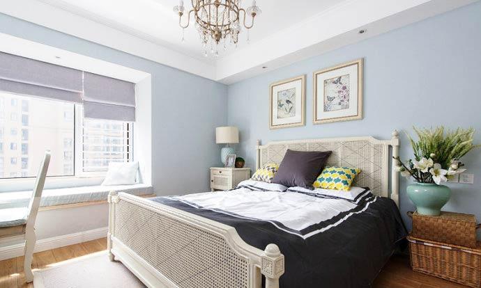 100平米法式装修风格卧室设计