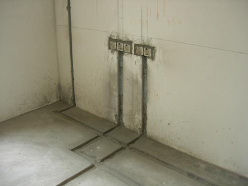 毛坯安装_毛坯集成地板安装视频_毛坯集成墙面安装视频