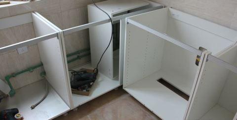 整体橱柜安装步骤 怎么安装整体厨房