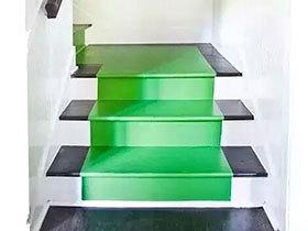 11个创意彩绘楼梯 美景暗藏