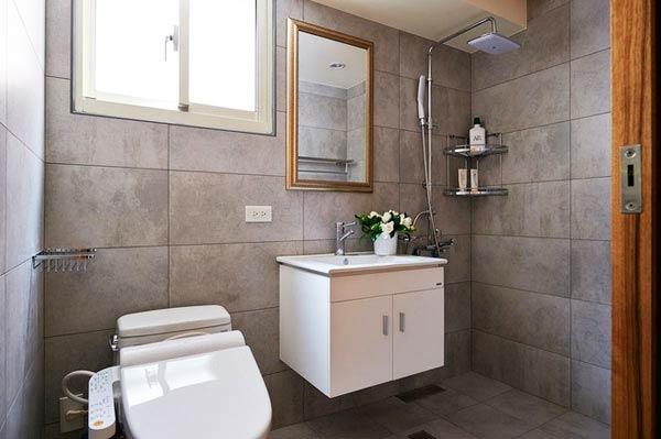 小户型室内装修卫生间设计
