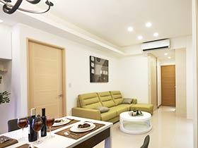 90平米舒適家 現代簡約風兩室一廳