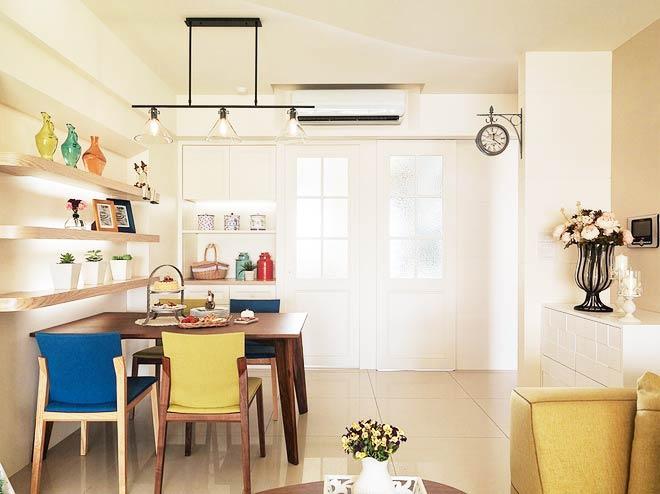90平米小户型家餐厅设计7/11
