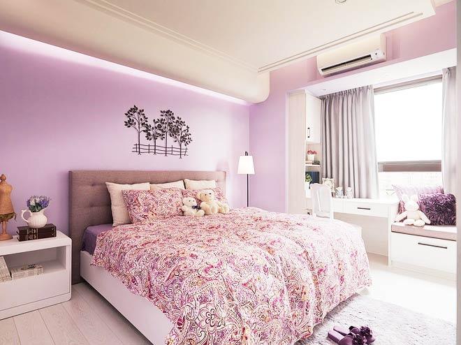90平米小户型家卧室设计10/11