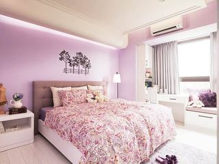 90平米小户型家卧室设计