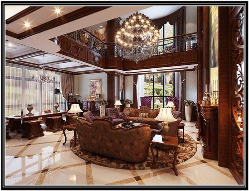 美式別墅設計
