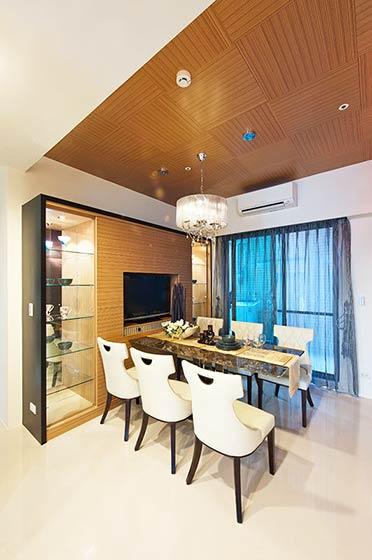 198平米新古典家餐厅设计