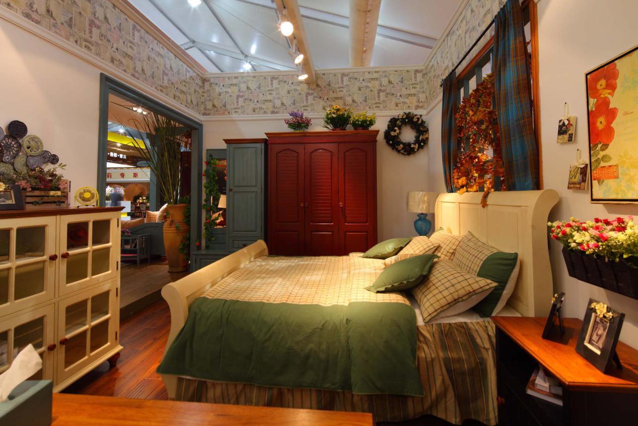 美式风格装修,美式风格家具图片