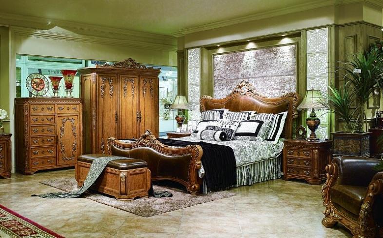 当然很多人喜欢美式风格的家具图片