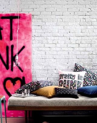 慵懒舒适沙发床设计
