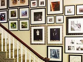 不贴壁纸贴什么 11个照片墙给你灵感