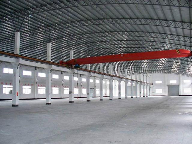 钢结构厂房室内装修效果图