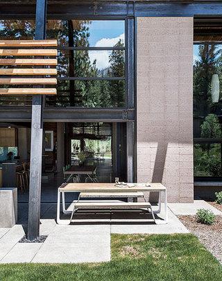 简约别墅装修效果图花园设计