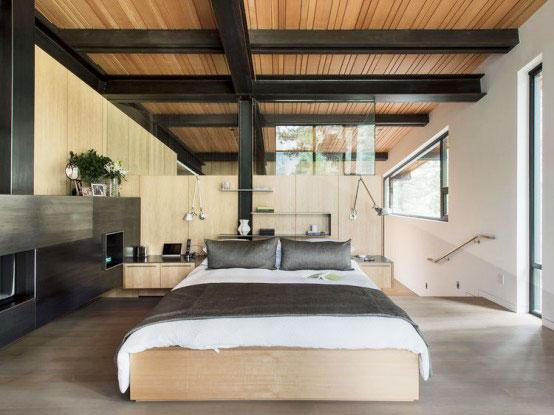 简约别墅装修效果图卧室设计