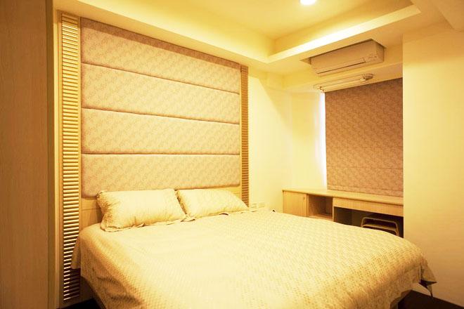 68平米小户型装修案例卧室设计