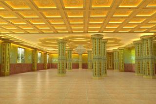 私人会所大厅吊顶装修图片