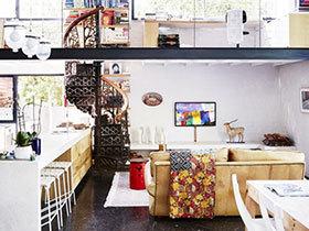 创意双层别墅设计 11图美式简约风格