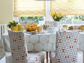 14款清新桌布效果图 打造魅力餐厅
