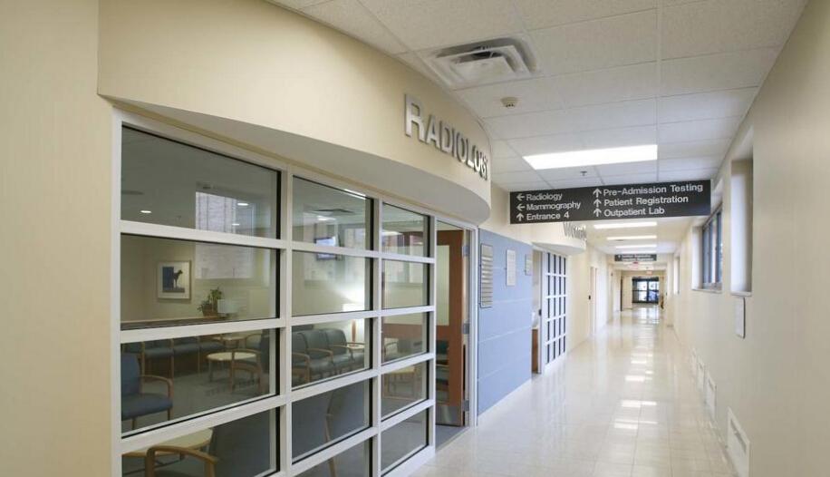 国外医院装修效果图图片