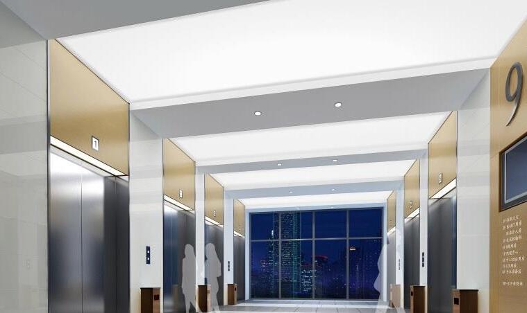 医院电梯门设计图片