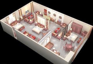 家居展厅效果图欣赏