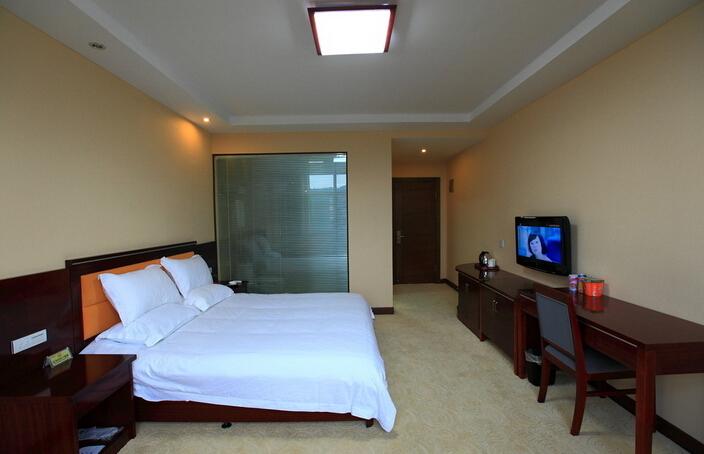 宾馆单人间装饰室内效果图片高清图片
