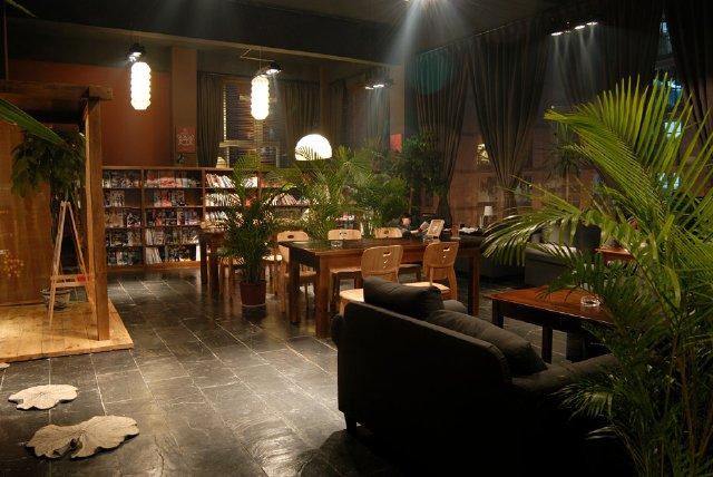 咖啡厅设计布置图片欣赏