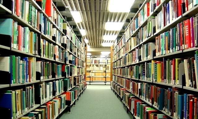 图书馆设计室内装修图片
