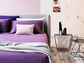 柔軟床頭好刷屏 12個舒適臥室布置效果圖