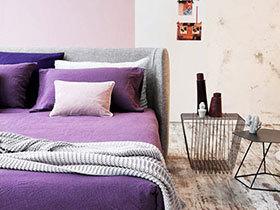 柔软床头好刷屏 12个舒适卧室布置效果图