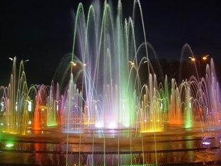 喷泉广场装饰设计图片