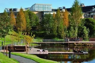 校园公园景观图片欣赏