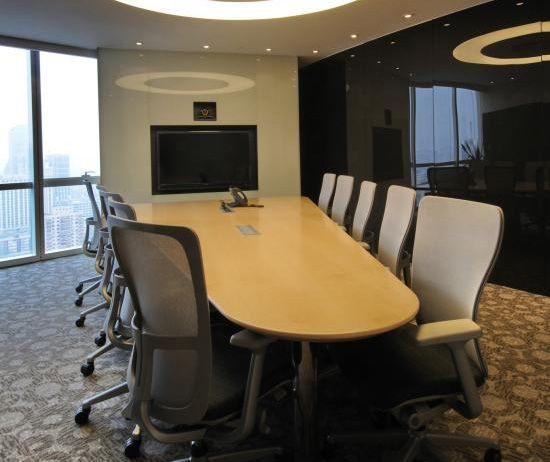 小型会议室室内设计图案例