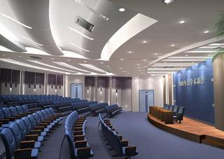学术会议室设计室内图片