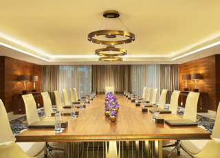 会议室吊灯装饰案例图片